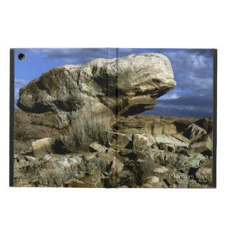 Mushroom Rock iPad Air Cover