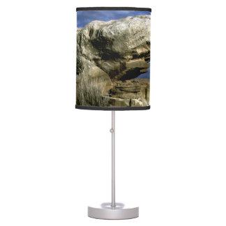 Mushroom Rock Table Lamp