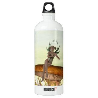 Mushroom Sprite SIGG Traveler 1.0L Water Bottle