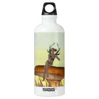 Mushroom Sprite SIGG Traveler 0.6L Water Bottle
