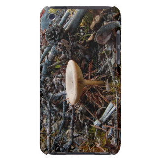 Mushroom Stretch iPod Touch Case