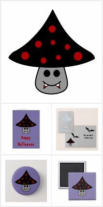 Mushroom Vampires