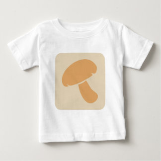 Mushroom Vegetable Icon Baby T-Shirt