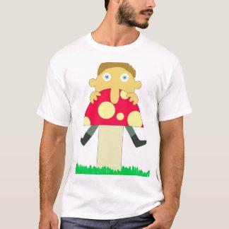 mushroomed T-Shirt