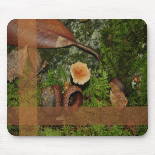 Mushrooms 04 Mousepad