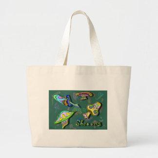 Mushrooms Bag