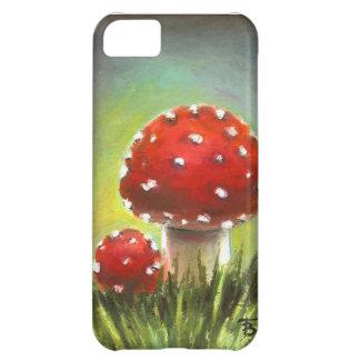 Mushrooms iPhone 5C Cover