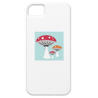 Mushrooms iPhone 5 Cover
