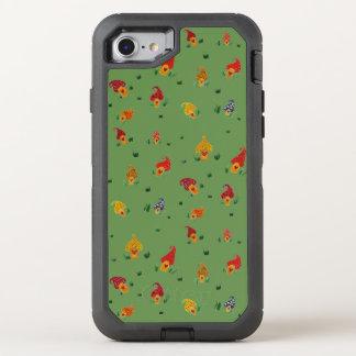 Mushrooms  Custom OtterBox Apple iPhone 7Case