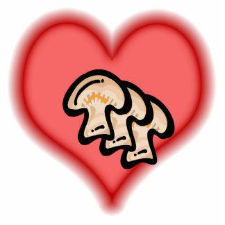 mushrooms cutout