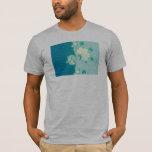 Mushrooms Fractal T-Shirt