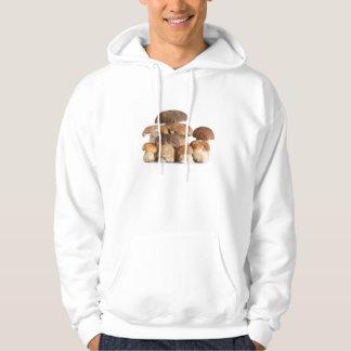mushrooms hoodie
