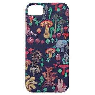 Mushrooms iPhone SE/5/5s Case