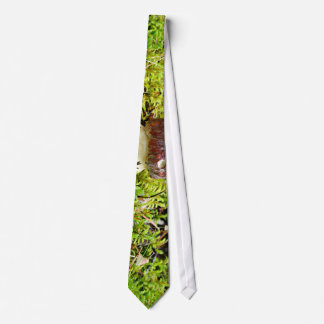 Mushrooms Neck Tie