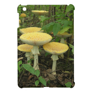 Mushrooms On The Forest Floor Cover For The iPad Mini