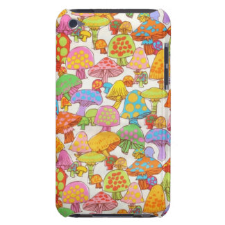 Mushrooms PC Barely There iPod Case
