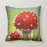 Mushrooms Pillows