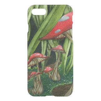 Mushrooms, Red Mushroom Forest iPhone 7 Case