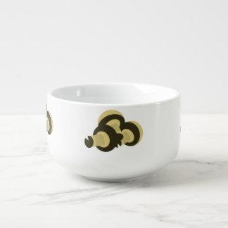 Mushrooms Soup Mug