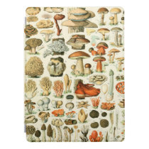 Mushrooms Vintage Style iPad Pro Smart Cover