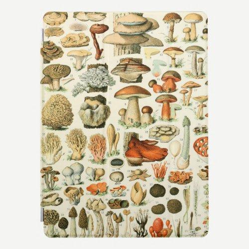 Mushrooms Vintage Style iPad Pro Smart Cover