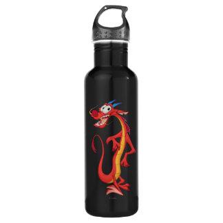 Mushu 1 stainless steel water bottle