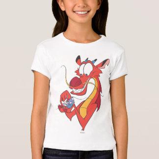 Mushu and Cri-kee T-Shirt