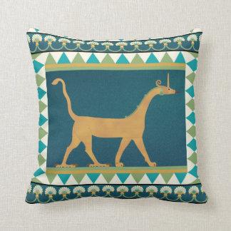 Mushussu Guardian Pillow