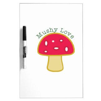 Mushy Love Dry Erase Whiteboards