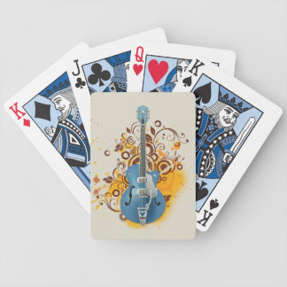 Music 10 Playing Cards