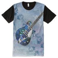 Music 11 All-Over print t-shirt