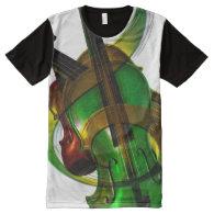 Music 19 All-Over print t-shirt