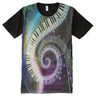Music 1 All-Over print t-shirt