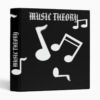"MUSIC - 1"" Binder"