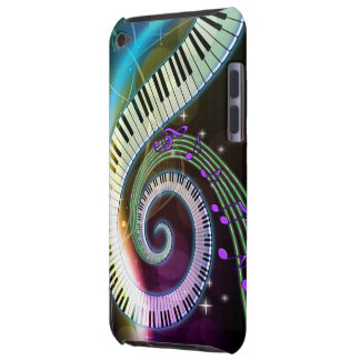 Music 1 Case-Mate Case Barely There iPod Cover