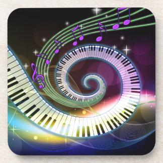 Music 1 Coaster