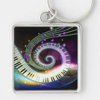 Music 1 Keychain