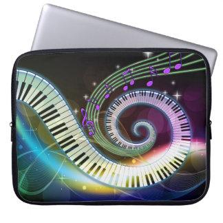Music 1 Laptop Sleeve