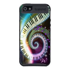 Music 1 Skinitcase Options Covers For iPhone 5