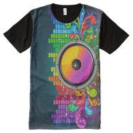 Music 22 All-Over print t-shirt