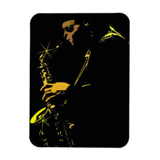 music-23767  music people jazz player sax COOL MUS Magnet