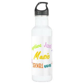 Music... 24oz Water Bottle