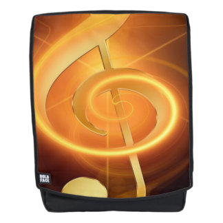 Music 31-33 Image Options Backpack