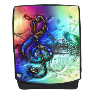 Music 34-36 Image Options Backpack
