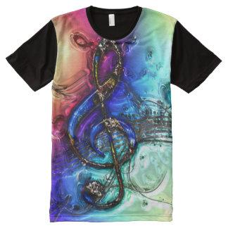 Music 34 All-Over print t-shirt