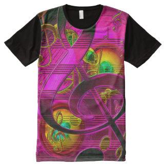 Music 35A-35B Options All-Over Print Shirt