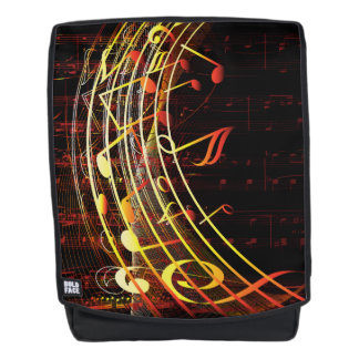 Music 3-4 Image Options Backpack