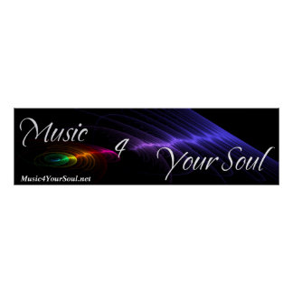 Music 4 Your Soul Poster