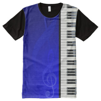 Music 6 All-Over print t-shirt