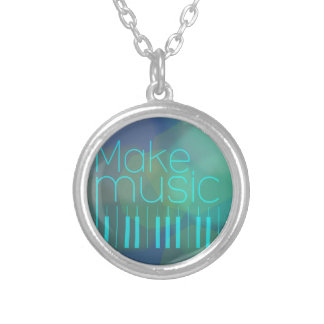 music-844036.jpg silver plated necklace